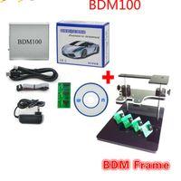 EST BDM 100 ECU 1255 프로그래머 BDM100 CDM1255 + 어댑터가있는 프레임 프로그래머 / CMD, 진단 도구에 맞게 설정