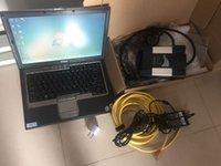 Per BMW ISTA / D ISTA / P ICOM Next A B C Strumento diagnostico e Panasonic Laptop D630 720GB SSD 2021-03 Software Tech Suppor