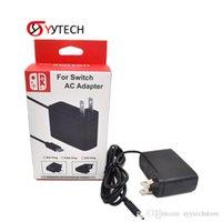 SYYTECH 도매 AC 어댑터 충전기 게임 콘솔 여행 홈 충전 USB 타입 C 전원 닌텐드 스위치 NS에 대한