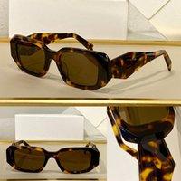 Лето стиль солнцезащитные очки для мужчин и женщин анти-ультрафиолетовые 17WF ретро квадратная пластина планка рамка мода очков очки случайная коробка