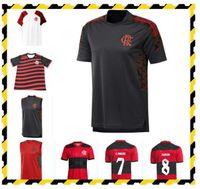 2021 2022 CR Flamengo Futebol Jerseys Flemish 20 21 22 de Arrascaeta B.Henrique Gabriel B. Diego Camisa Futebol Flamenco Futebol Camisas