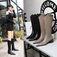 Elegant Winter Luxury Kelly Lock Buckles Ankle Boots Black Calf Leather Lady Booty Knight Booties Party Women Girls Knight boots
