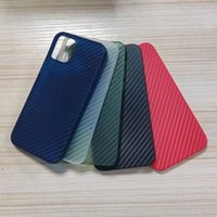 0.3mm Ultra Thin Phone Cases Slim Carbon fiber Transparent Clear Fexible Iphone 13 12 Mini 11 pro Max Xs xr 6 7 8 plus Cellphone protective cover in stock