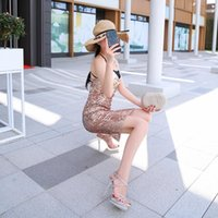 Dress Shoes 12cm Ultra High Heel Summer Women Color Cross Strap Trend Casual Sandals Transparent Platform Buckle Stiletto Office Pumps