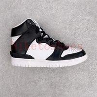 Pusu Yüksek Ayakkabı Merhaba Siyah Beyaz Basketbol Ayakkabı Parçalı Backboard Açık Spor Sneaker Eğitmenler Runner Kadın Erkek Sneakers