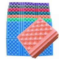 Vilead 7 couleurs extérieures 6 fois pliante XPE Tapis de camping étanche Mat pliable assise plate tampon de plage pique-nique amortisseur anti-coussin mousse 515 z2