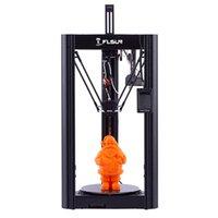 FLSUN Super Racer Impressora 3D 260mmx330mm Tamanho Imprimir Impressão Rápida / Tela de Toque de Linkage de Três Eixo Extrusora Dual-drive