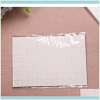Paper Products Supplies Office School Business & Industrialsublimation A5 Size Diy Sublimation Blank Puzzles White Puzzle Jigsaw 80Pcs Heat