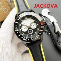 Top Brand Racing Sports Designer Watches Mechanical Men 2813 Automatic Movement Men's Watch 42MM Multi Functional Gift Classic Wristwatches reloj de lujo