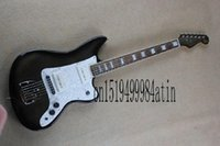 Stratocaster مخصص أعلى جودة f jazzmaster الكربون الأسود The yestjres غيتار كهربائي @ 32