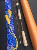 Flame Bamboo Рыболовный штанги (1,6 м-2,5 м) Классические прядильные лодки