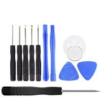 10 в 1 комплект для открытия инструментов, инструмент для ремонта PRY с отверткой для iPhone Samsung Galaxy S8