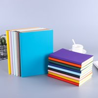 A5 Blocco note di cuoio Enterprise Office Gardenery Soft Meeting Notebook