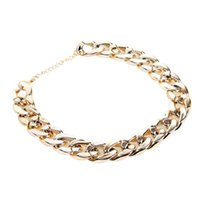 Snake Chain Slip Lead Leash Pinch Collar For Dogs Martingale Gold Plated Necklace Dog Small Big Traction Rope Collars & Leashes