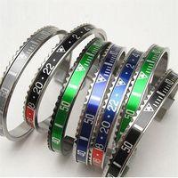 Braccialetti di designer di lusso per orologi da donna orologi orologi da polsino stile braccialetto di alta qualità in acciaio inox uomo gioielli moda festa 109 W2