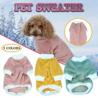 Dog Apparel Fashion Pet Elegant Skirt Winter Keep Warm Jumper Cat Clothing Small Clothes Coat Ropa Perro