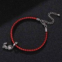 Charm Bracelets High Quality Guitar Cat Accessories Leather Bracelet For Women Girls Fine Fashion Bangle Diy Jewelry BB0533