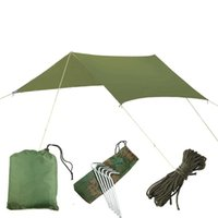 Tents And Shelters Waterproof Outdoor Camping Beach Picnic MultiFunctional Sun Shelter Shade Cloth Tent Accessories