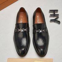 MM Мужчины роскошные платье обувь для мужчин 2021 весенняя осень мода формальный костюм обувь мужчина бренд кожаная свадьба стиль мужская обувь 11
