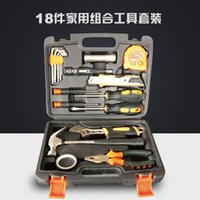 Tool Organizers Multifunction Wrench Tools Box Professional Portable Plumber Plastic Hardware Caisse A Outil Home Repair DE50GJX