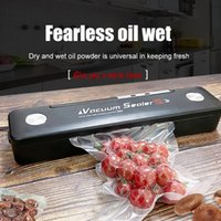 Bag Clips Automatic Packing Vacuum With Bags Household Mini Packer Sealing Packaging Machine Kitchen