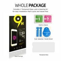 Tempered Glass Screen Protector Anti-Scratch For iPhone 12 11 Pro Xs Max X Xr 8 7 6 Plus 5 Samsung S21 S20 Huawei Xiaomi Vivo Oppo