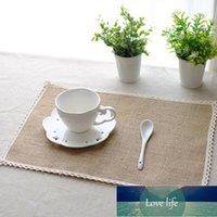 Modern pizzo cotone tazza tazza tazza coaster tè tazza da caffè tazza da caffè cucina bevanda tavolino tavolo tappetino panno crochet dotieys pastinaggio da pranzo