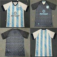 2021 2022 Racing Club Soccer Jerseys Camisetas Tomás Chancalay Fertoli Churry Rojas Barbona Cvitanich Anybal Moreno 21 22men كرة القدم قميص