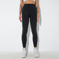 Breathable Moisture wicking shaping yoga pants workout Seamless Leggings joggers for women sports Star Camouflage Zebra Pattern Snakeskin Black Print Color