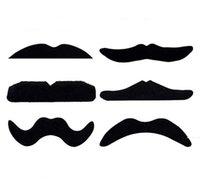 NewParty 가짜 콧수염 할로윈 장식 코스프레 의상 참신 재미 있은 수염 핸들 바 크리스마스 선물에 대한 콧수염 ewf6139