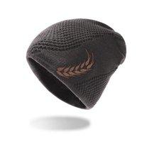 Bonnet xthree pour chapeau d'hiver pour hommes tricoté cruelle avec doublure de laine mâle gorras chapeaux chapeaux hommes