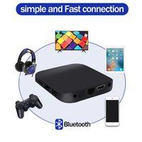 ZH321 2021 네트워크 셋톱 박스 4 코어 HD 해상도 4000 미니 안 드 로이드 TV 상자 4K 1 + 8G 2 + 16G MX2 x96 x96Q S96Q TX3 S10 H96 S96 S905X3 MXQ