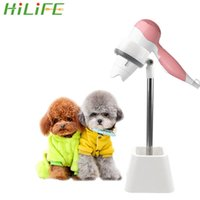 Lazy Stent Pet Hair Dryer Bracket Pets Accessories Shelf Dog Cat Grooming 180° Rotation Cleaning Supplies Apparel