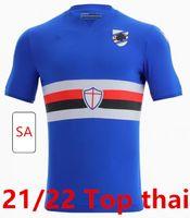 2021 2022 Sampdoria futbol forması futbol özel 7 linetty 14 jankto 20 maroni 34 yoshida çevrimiçi toptan indirim