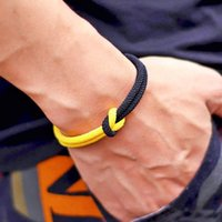 Charm Bracelets 100% Stainless Steel Bracelet Men Double Layer 4mm Milan Rope Braslet China Knot Ethnic Braclet Homme Gift For Boyfriend