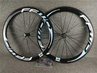 FFWD Roda de Carbono CLINCHER Tubular RIM RODAS 700C Road Bike Wheelset 50x23mm