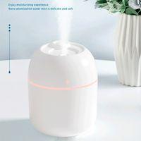 Tragbarer Mini-Luftbefeuchter USB Air Diffusor Fogger Nebelhersteller Gesicht Dampfer Sprayer für Home Office Car