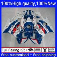 Honda CBR 600F2 600 F2 FS CC 600CC 600FS 91-94 Beyaz Mavi Yeni Kaporta 34no.16 CBR600CC CBR600F2 91 92 93 94 CBR600 F2 CBR600FS 1991 1992 1993 1994 OEM Bodys