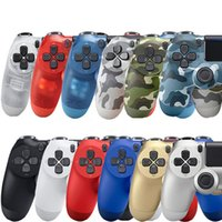 PS4 gamepad wireless Bluetooth fourth generationGame Controllers V2 gamepads accessories rechargeable for computer DSJK5