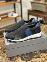 2021 Mans Womans Sneaker Top Scarpe casual casual Canvas e vitello Scarpe vintage Valentinoes Mesh Scarpe Casual Shoes Pointed Toe Runner Shoes Trainer