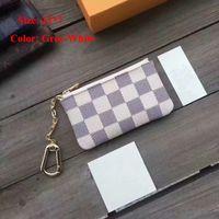 Diseñador de alta calidad Lujo Lucky Victory Wallet Monedero # M62650