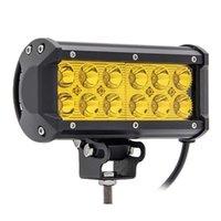LEDbar Light Nebelscheinwerfer Fahrzeug Fahren Beleuchtung LED Arbeitsschiene für Offroad 4 x SUV UAZ Truck 24V 12V