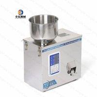 자동 소형 가공 기계 서브 패키지 식품 조미료 건조 분말 필러 랙 기계 SUS304