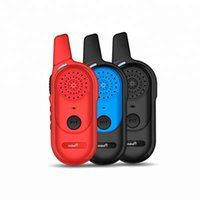 مصغرة اتجاهين راديو 1-5km جيب يده أصغر طفل رضيع الدراجة el restaurant الرياضة walkie talkie n3 للأطفال