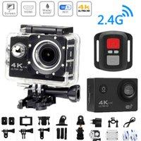 H9R Ultra HD 4K Action Camera WiFi Remote Control Sport 170D Go Waterproof Pro Sports DV Helmet Video Recording