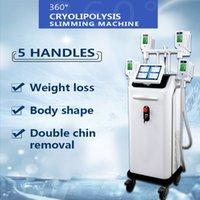 2021 Cyolipolysis Zeltiq 쿨 성형 기계 Cryotherapy 슬리밍 진공 셀룰 라이트 감소 Cryo 슬림 뚱뚱한 손실 아름다움 장비