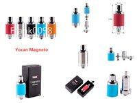 Yocan Evolve Plus atomizer Starter Kits Quartz Dual Coil e cigarette wax vaporizer pen kit