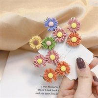 Little Daisy Color Clip Headband Hairpin Candy Duck Beak Top...