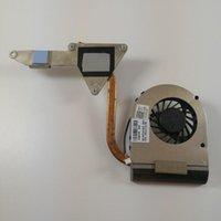 Оригинал для Inspiron N5040 N P18F Vostro 1540 1550 Heatsink Охлаждающий вентилятор YFWP9 Y2JM0 CN-0Y2JM0 Охладитель Модуль для ноутбуков