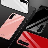 Luxus Gehärtetes Glaskoffer für ONPLUS 8T 8 7T 7 PRO NORD Hartkunststoff Back telefonabdeckung für eins PLUS 8T 7 7T NORD 5T 6 7 8 PRO 8